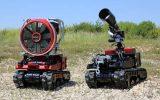 اسکراب TX ربات آتش نشانی