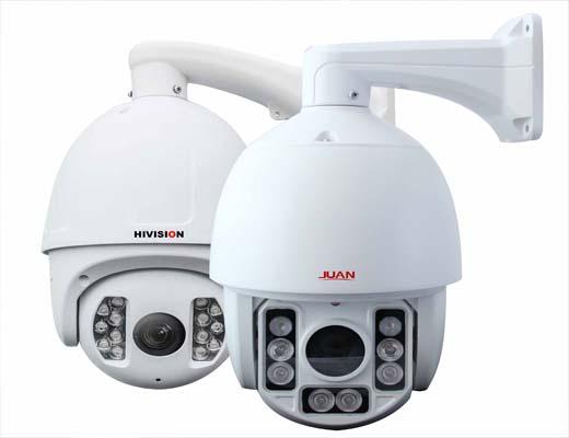مزایای استفاده از دوربین های مداربسته Speed Dome