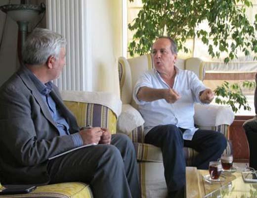 حل سیاسی بحران سوریه فقط با بشار اسد، توافق هسته ای شرایط ایران را بهبود بخشید