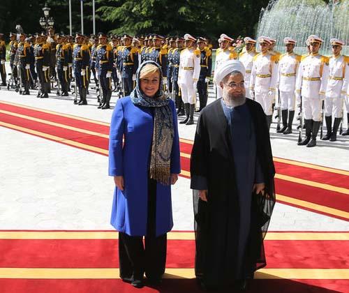 روحانی: ایران برای انتقال تجربیات و خدمات فنی و مهندسی به کرواسی آماده است