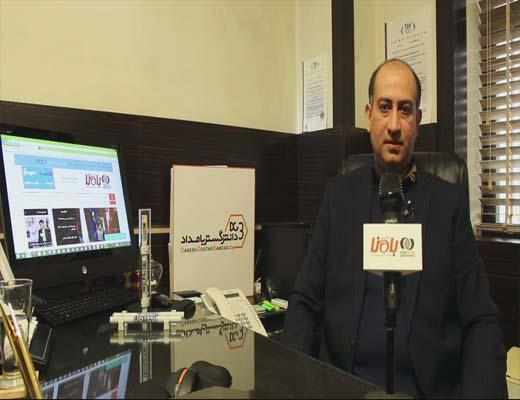 مصاحبه اختصاصی با امیر تبریزی، مدیر عامل شرکت دانش گستر بامداد
