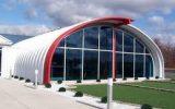 سازه های پوسته ای سرد شکل دهی شده با نام تجاری UBM Ultra Building Machin
