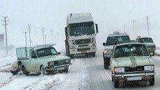 اعلام محدودیتهای ترافیکی در جادههای کشور