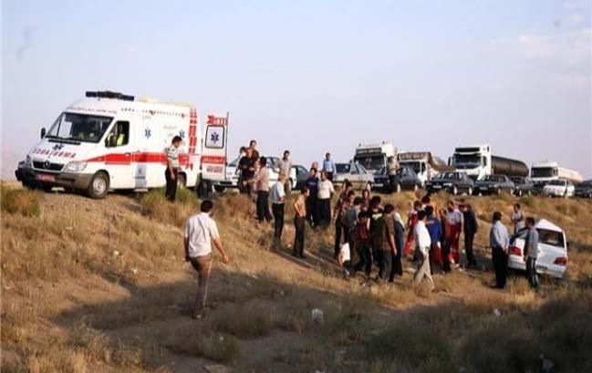 امدادرسانی به ۱۷ هزار حادثهدیده در حوادث هفته گذشته
