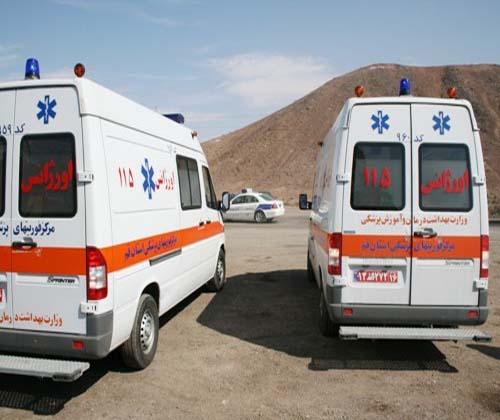 ماجرای بازداشت سه امدادگر اورژانس
