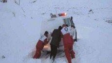 17استان متاثر از برف و کولاک و اسکان اضطراری 650 تن
