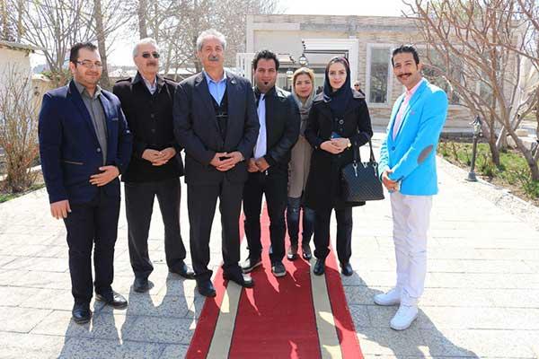 افتتاح کارگاه سرویس و کنترل شارژ صنایع ایمنی و اطفاء تهران