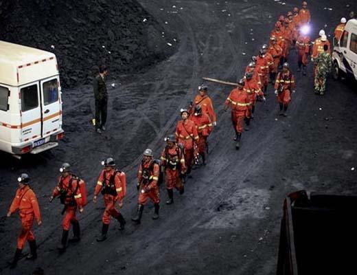 ناپدید شدن شش کارگر بر اثر انفجار معدن