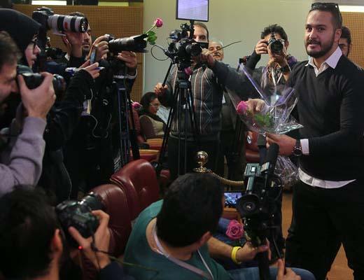 حاشیه های ششمین روز کاخ جشنواره فیلم فجر