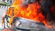 علت وقوع حریق در خودرو ها