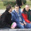 روزي پرشور و نشاط با مسابقات المپياد ورزشي آتش نشانان اصفهاني