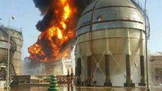 گزارش آتش سوزی های اخیر در مجتمع های پتروشیمی به مجلس
