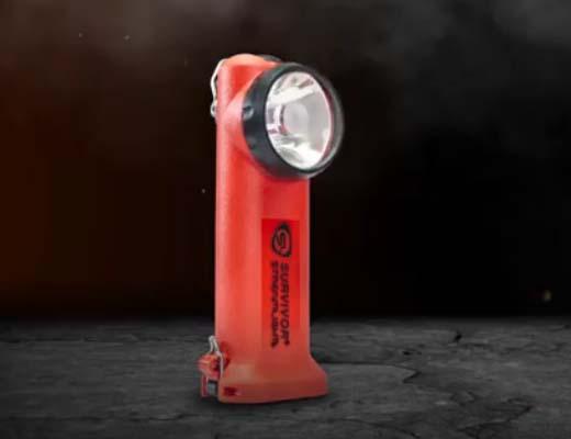 چراغ قوه آتش نشانی ضد انفجار مدل SURVIVOR