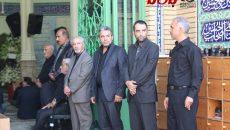 مراسم ختم مادر گرامی رئیس هیئت مدیره شرکت تعاونی اعضا صنف ایمنی و آتش نشانی تهران