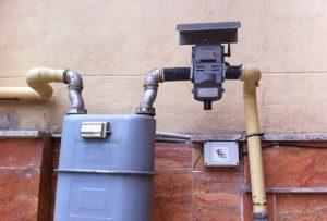 مدیریت آتش سوزی پس از زلزله(شیرهای قطع اتوماتیک گاز)