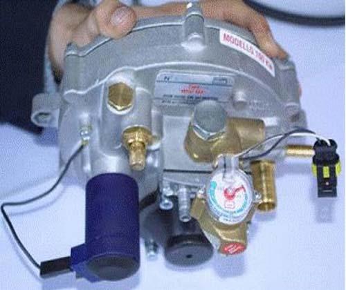 ساخت دستگاهی برای جلوگیری از انفجار گاز شهری