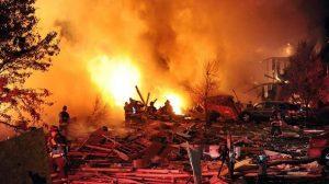 مدیریت آتش سوزی پس از زلزله(آسیب زلزله به سیستم گازرسانی)