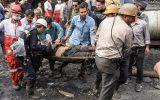 فوت ۲۱ معدنچی در حادثه انفجار گلستان