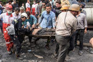 فوت 21 معدنچی در حادثه انفجار گلستان