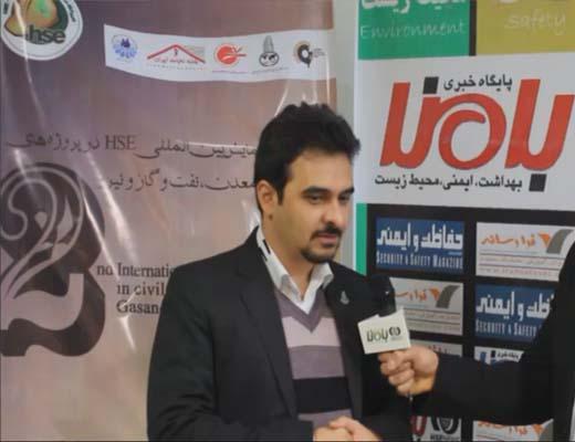 حامد حقی، مدیرعامل موسسه مقاوم سازی و بهسازی لرزه ای ایران