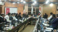 گزارش تصویری جلسه توجیهی غرفه داران و اسپانسرهای نمایشگاه جانبی همایش