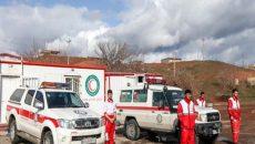 انجام 355 عملیات امداد و نجات توسط هلالاحمر استان همدان