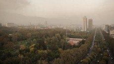 پایتخت تا چهارشنبه غبار آلود است