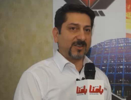 حسن پور، نماینده شرکت گیلان میکا