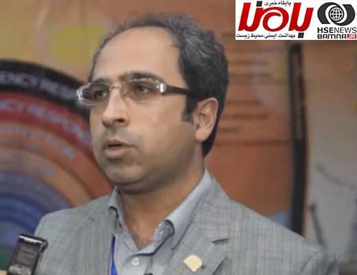 هاشمی، مدیرعامل شرکت مهندسین مشاور آفتاب ایمن پرتو