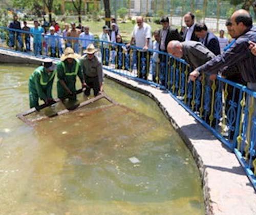 سومین حادثه مرگبار در بوستانهای پایتخت