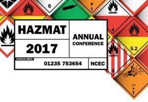 همایش و نمایشگاه HAZMAT 2017