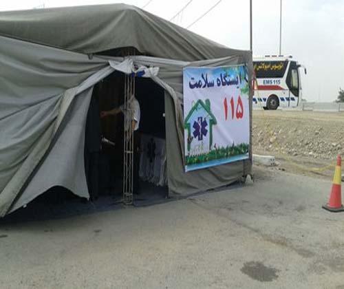 پایگاههای اورژانس در روستاها راهاندازی میشود