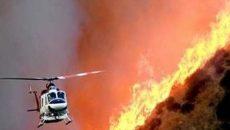 هلال احمر به اعضای کمیته اطفاء آتش سوزی جنگل ها و مراتع پیوست