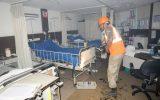 آتش سوزی مرگبار در بیمارستانی در هند