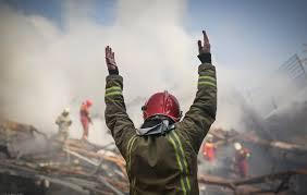 شهدای آتشنشان