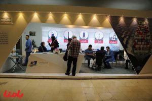 گزارش تصویری نمایشگاه ایپاس