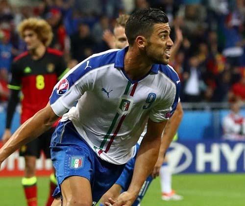 ایتالیا ۲ – بلژیک صفر