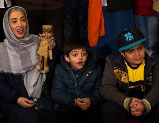 حاشیه های نهمین روز کاخ جشنواره فیلم فجر