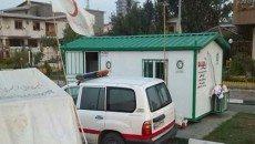 فعالیت 17 پایگاه امداد و نجات بوشهر در کانکس