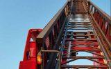 نکات ایمنی نردبان آتش نشانی