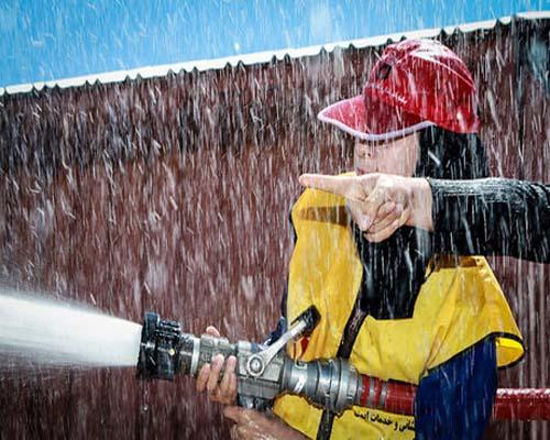 امضای تفاهم نامه بین المللی با بلاروس و انگلستان برای آموزش آتش نشانان