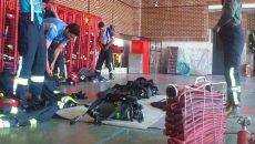 دوره های آموزشی تخصصی برای آتش نشانان استان برگزار می گردد