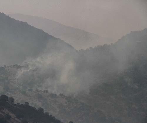 آلودگی ادامهدار در لرستان
