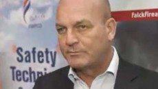 مدسن، مدیر بلایای طبیعی بین المللی شرکت فالک