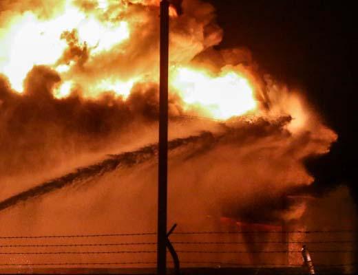 آتش سوزی پتروشیمی ماهشهر بزرگ ترین خسارت بیمه در صنعت نفت