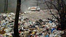 پیکر زخمی طبیعت مازندران از زباله