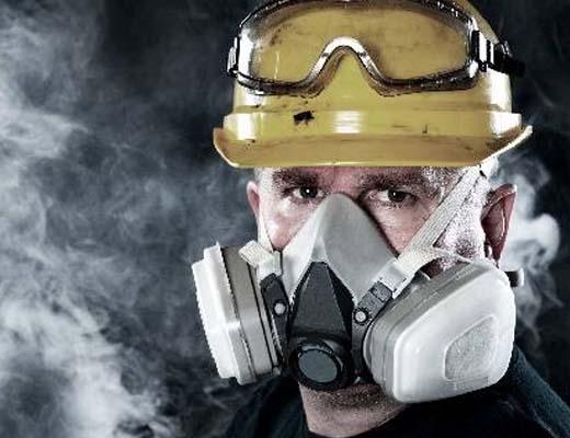 بررسی ماسک های محافظ تنفسی