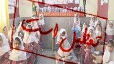 تمام مدارس شهر تهران فردا و پس فردا به دلیل آلودگی هوا تعطیل است
