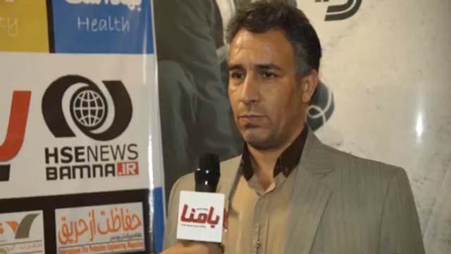 نادرپور، مدیرعامل آتش نشانی شهر ملارد