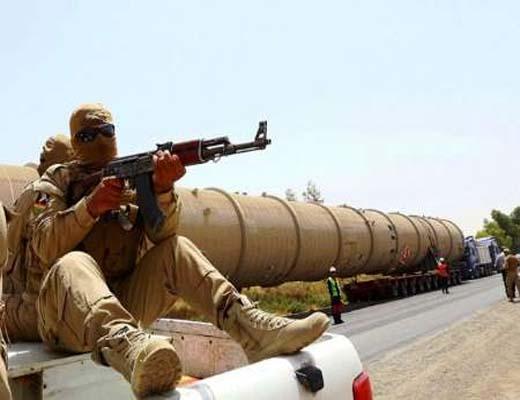 داعش نفت عراق و سوریه را از طریق ترکیه به اسرائیل می فروشد